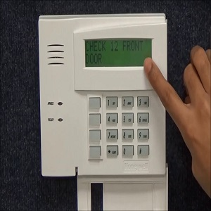 alarm repair services